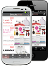 On your smartphone, iPhone app, mobile site